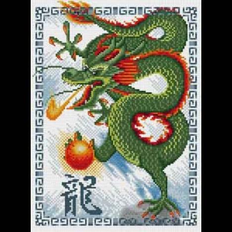 Китайский дракон Pinn