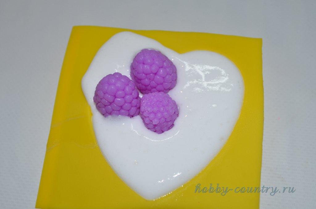 изготовление декоративного мыла