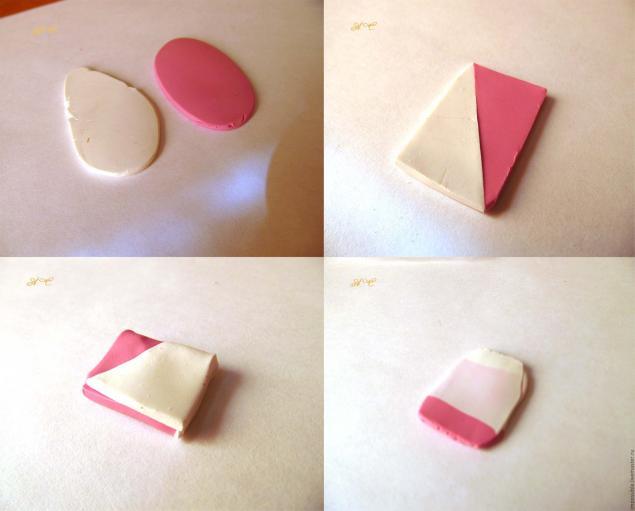 мастер-класс по лепке сережек из полимерной глины