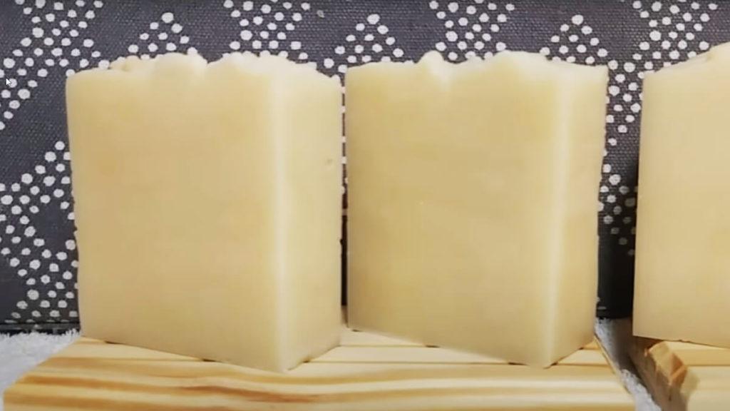 добавление шелка в мыло