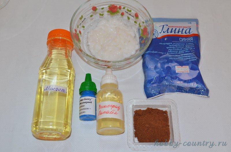мастер класс изготовление мыльного скраба