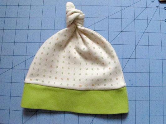 шьем шапочку для малыша выкройка