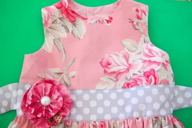 цветок из ткани мастер класс