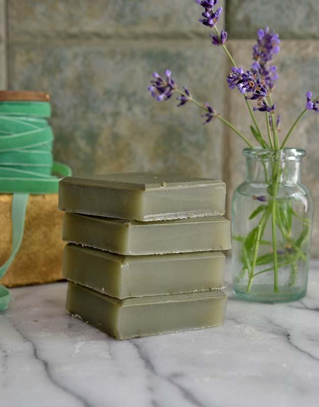 оливковое мыло с глиной и лавандой своими руками рецепт