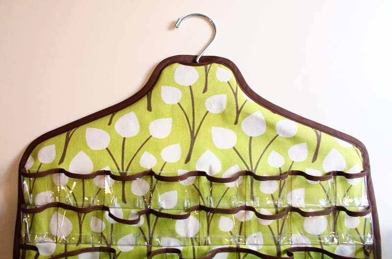 подвесной карман в шкаф пошив пошагово