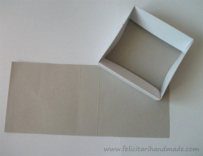 как сделать коробку для подарка