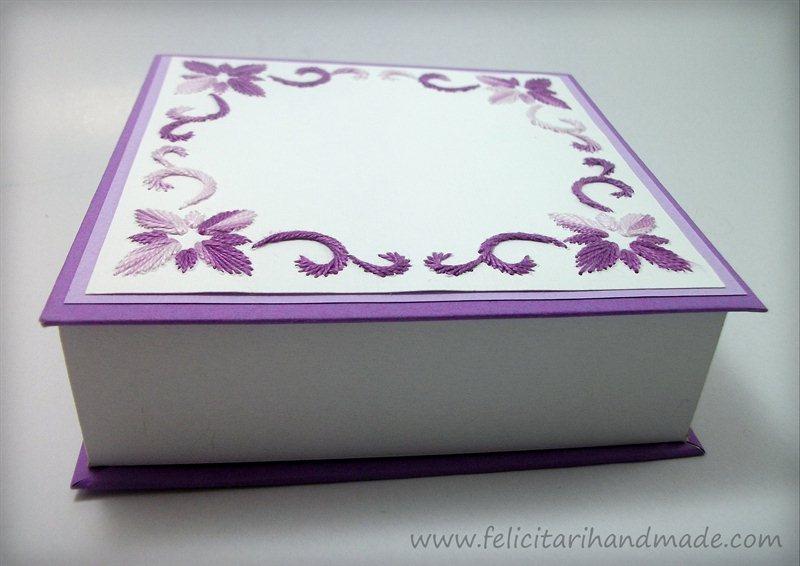 коробочка для упаковки своими руками