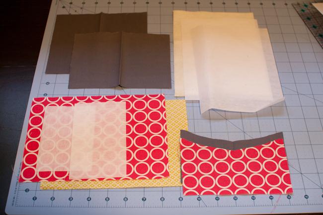как сшить органайзер для блокнота и карточек мастер класс