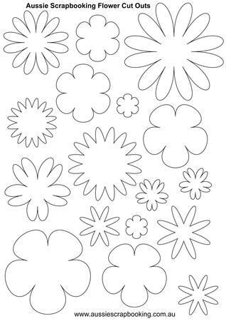 aussie-flower-cutouts