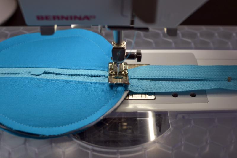подробный мастер класс по шитью сумочки чехол для наушников