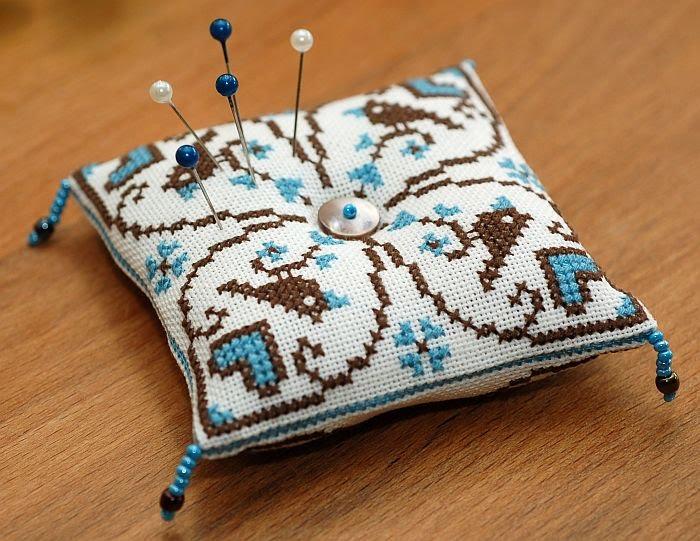 квадратные мотивы маленькие для вышивки