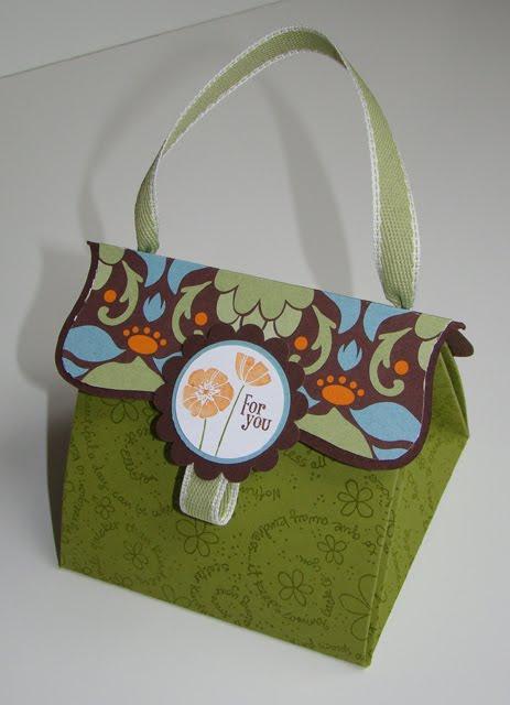 подарочная сумочка своими руками мастер класс