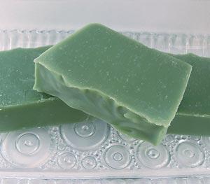 огуречное мыло с нуля холодным способом