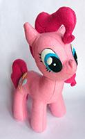 выкройка мягкой игрушки пони