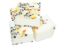рецепт скрабящего мыла из основы