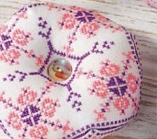 схема вышивка бискорню