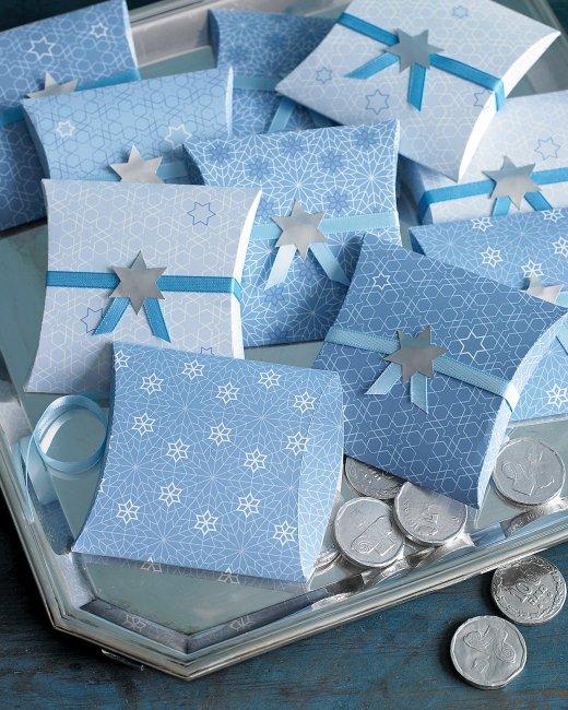 как быстро красиво упаковать подарок