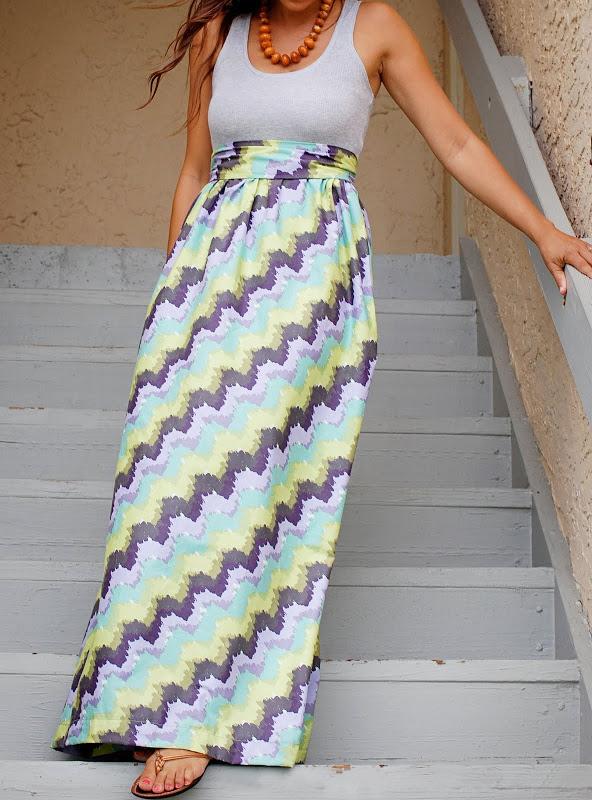 Платье из майки и ткани своими руками