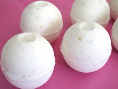 рецепт бомбочек для ванн