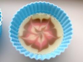 свирлы цветы в мыле как сделать