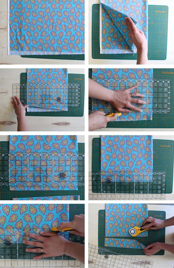 как сделать окантовочную полосу из ткани