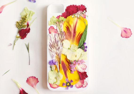 чехол для телефона сушеные цветы заливка эпоксидной смолой мастер класс