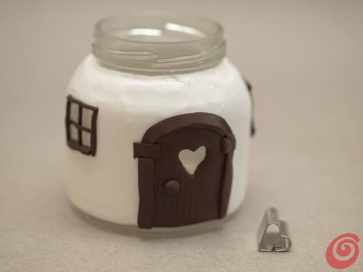 свеча декор полимерная глина