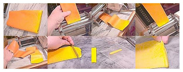 полимерная глина плавный переход цвета
