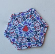 мозаика из полимерной глины мастер класс