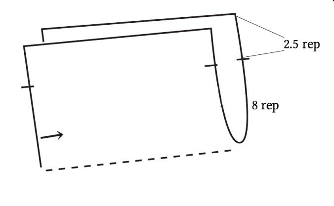 описание сумочка крючком схема