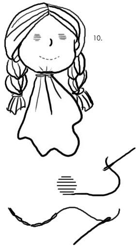 +как шить вальдорфскую куклу