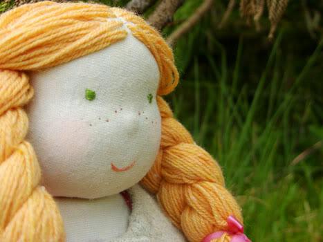 вальдорфская кукла +своими руками