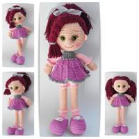 кукла амигуруми как связать