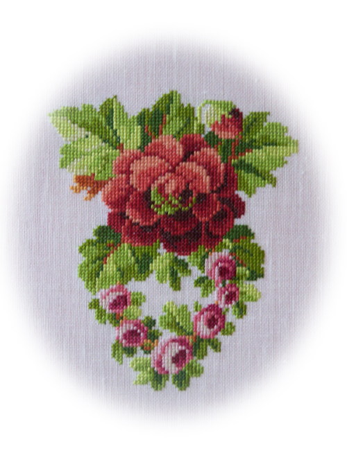 вышивка схемы бесплатно цветы