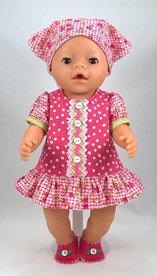 baby born одежда выкройка бесплатно