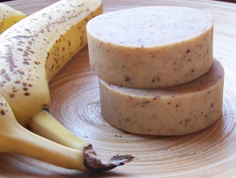 Arent the нуля рецепты Банановое мыло с Bucs will