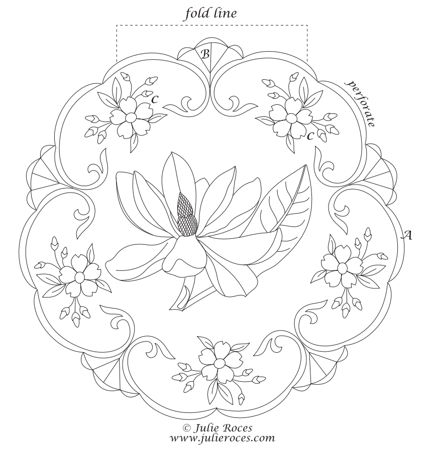 шаблоны для пергамано схемы