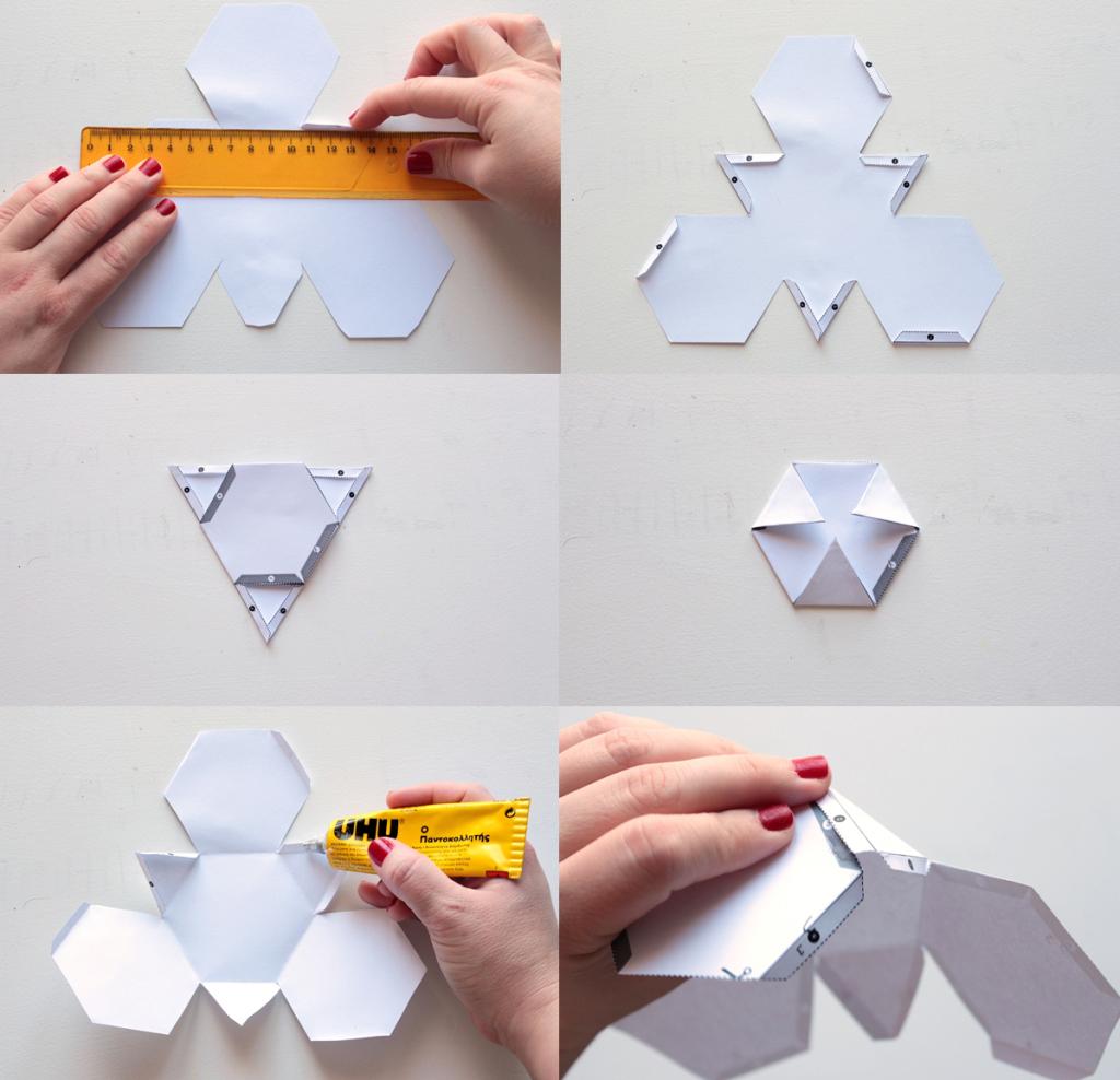 свечи геометрических форм мастер класс