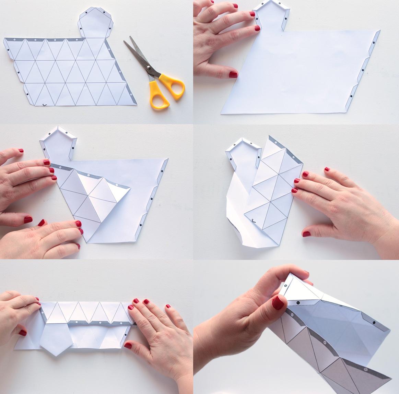 Делаем своими руками открытки в технике скрапбукинг 520