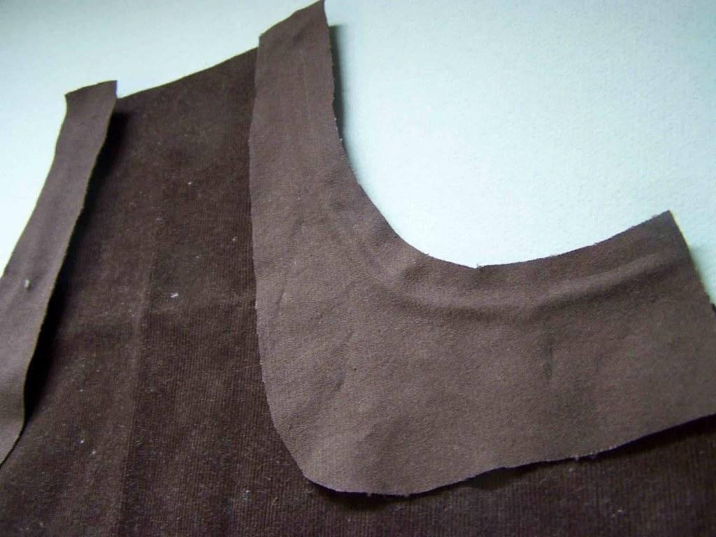 пошив детской юбки