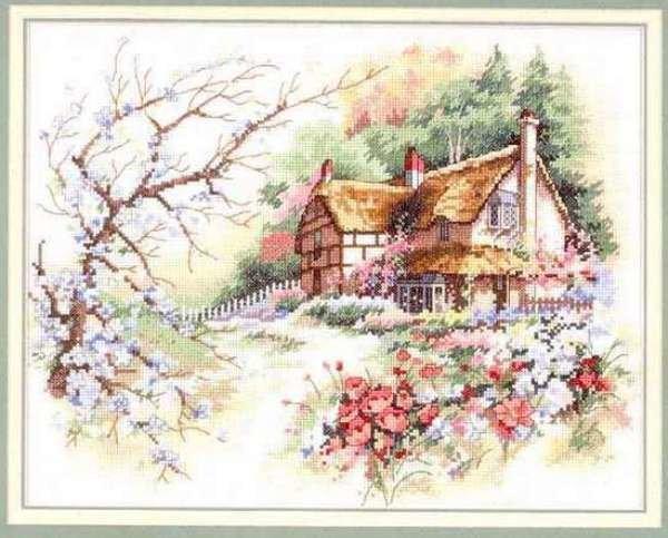 Cottage Enchantment схема скачать