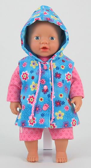 выкройка для куклы 32 см