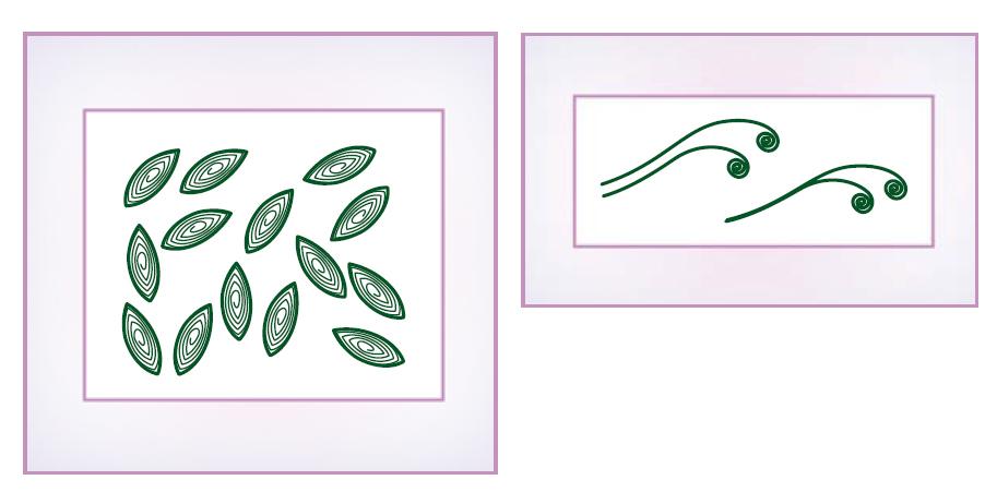 квиллинг открытки с цветами