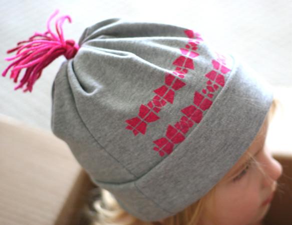 мастер класс шапочка