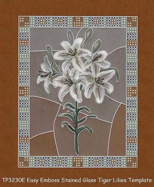 пергамано лилии