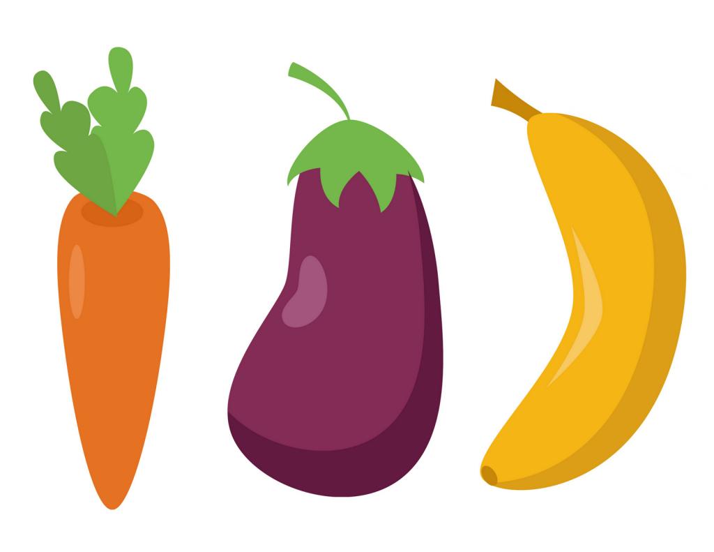 овощи клипарт