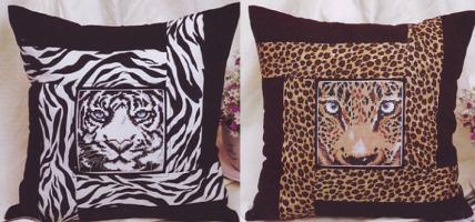 бесплатные схемы вышивки подушек