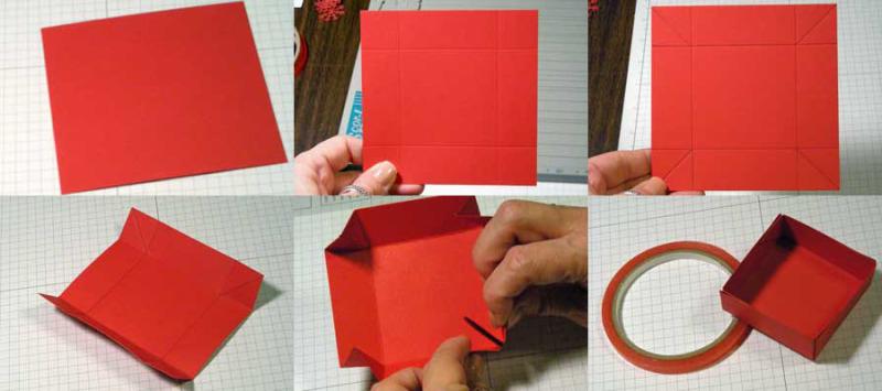 как сделать упаковку своими руками