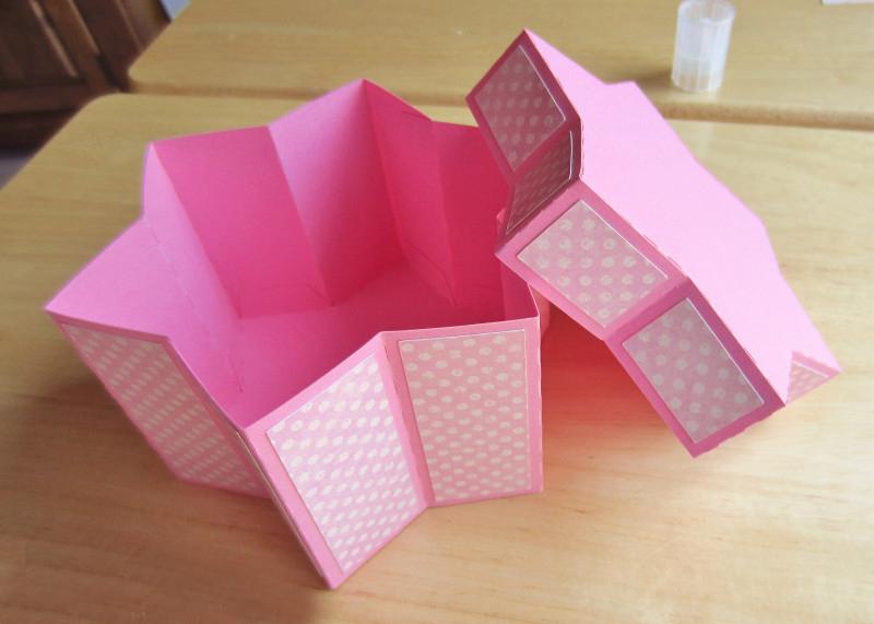 коробочки шкатулки