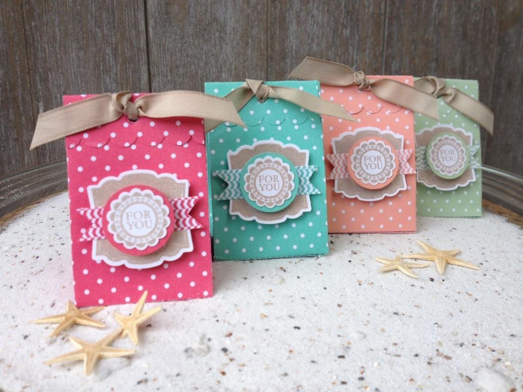 Сделать пакетики для подарков 241